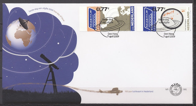 Christiaan Huygens, Dutch mathematician, astronomer, and physicist FDC
