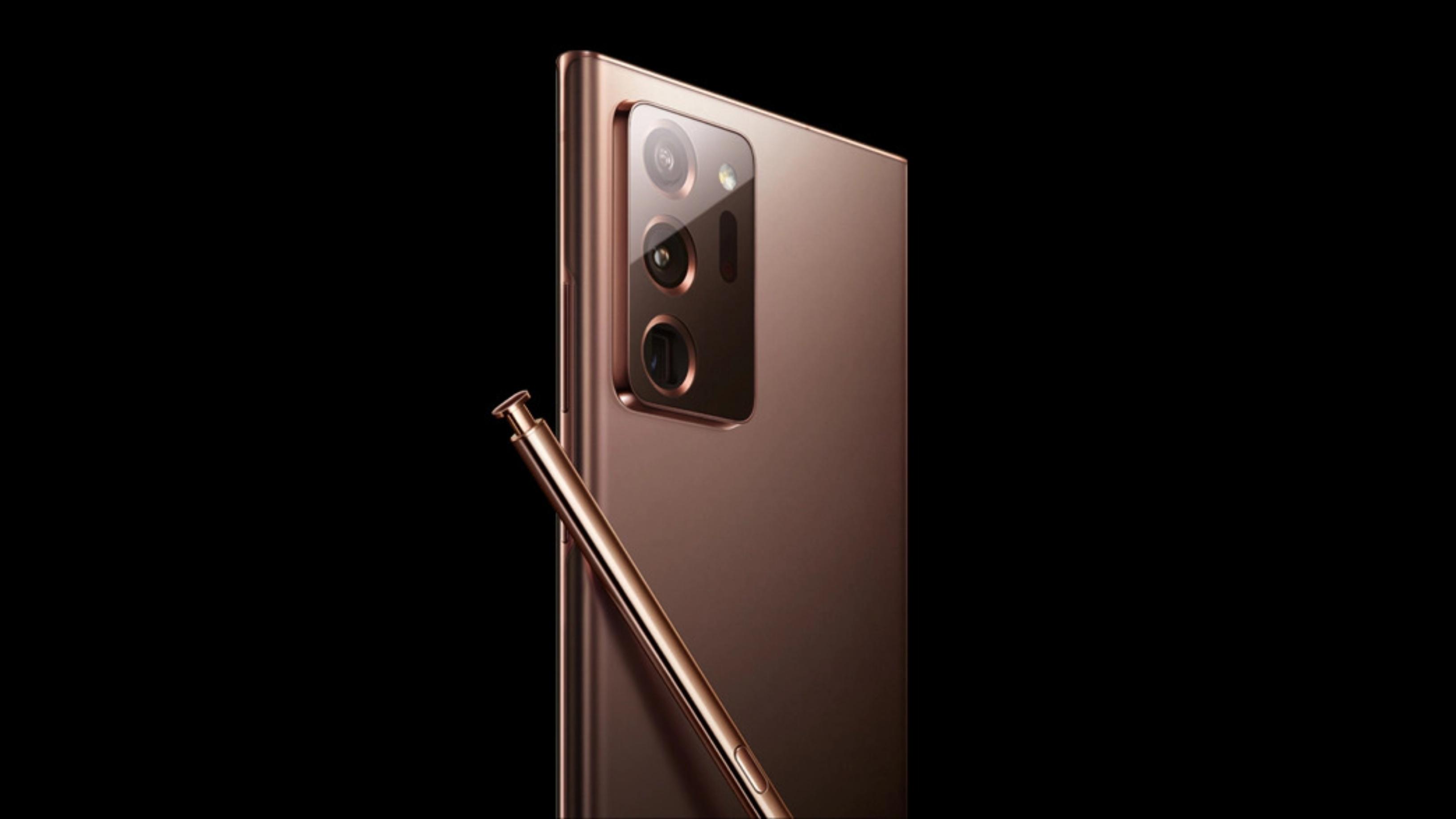 Samsung Galaxy Note 20 Ultra Final 3D design gets Official