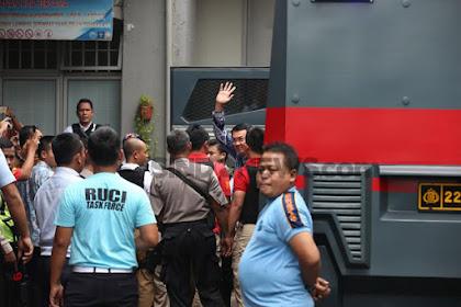 Soal Keberadaan Ahok di Mako Brimob, Haji Lulung: Percaya Nggak Percaya