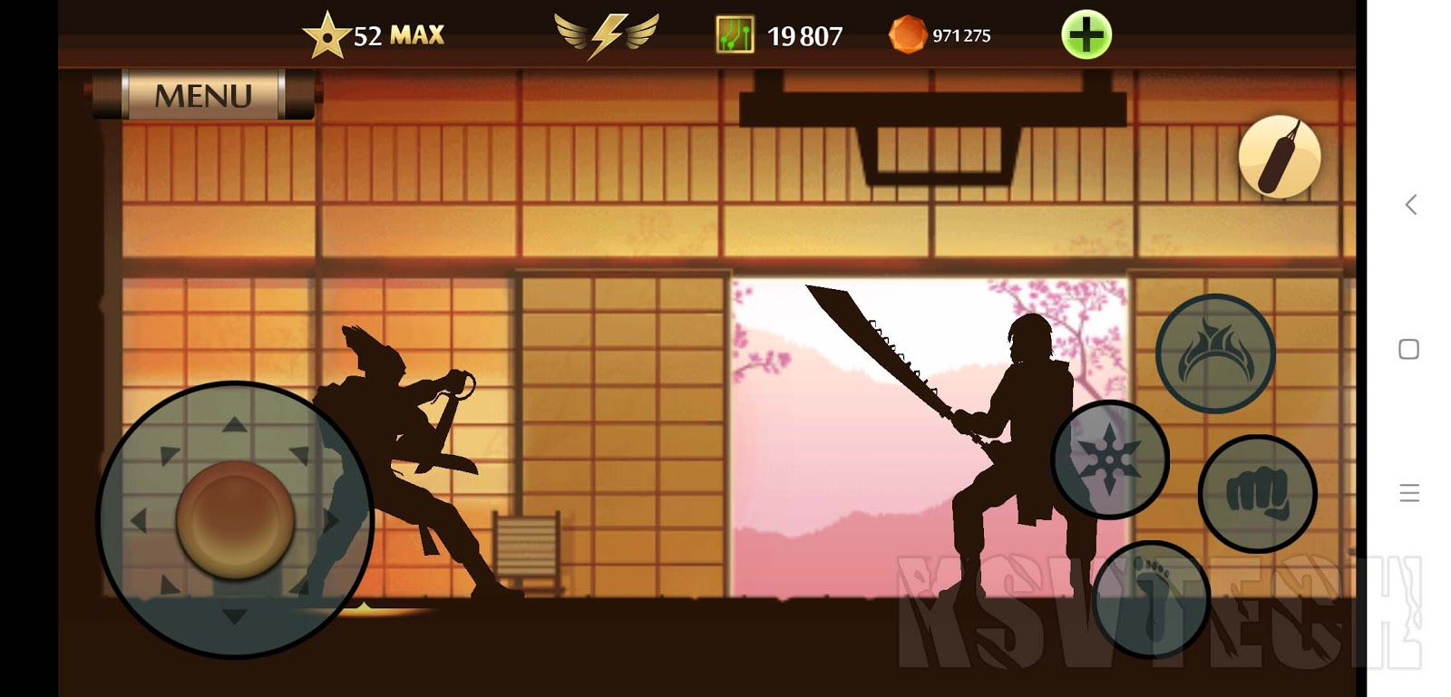 game shadow fight 2 mod