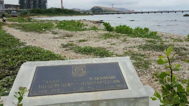 Dihentikan Sementara, Progres Pelabuhan Warnasari Makin Tak Jelas