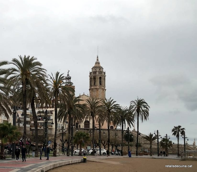 Visita guiada: Olor de most. L'itinerari de la Malvasia a Sitges