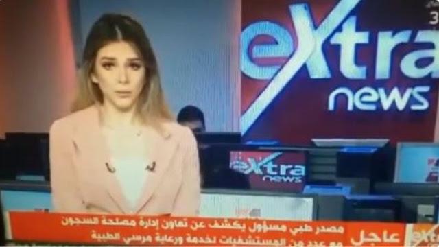 خطأ من مديعة عند قراءة دليل الاتصال عن بُعد ، يثبت سيطرة الدولة المصرية على الصحافة