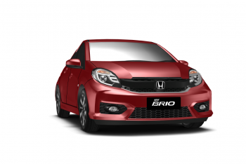2016 Honda Brio Facelift front angle Hd Picture
