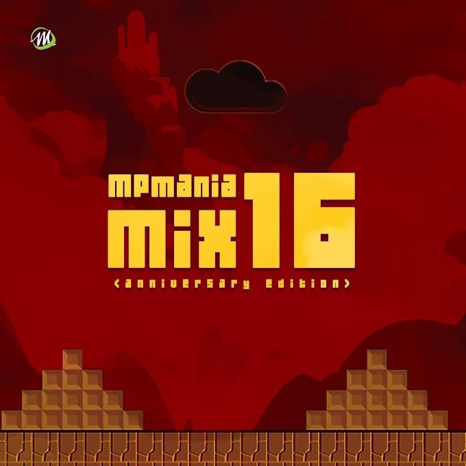 MIXTAPE: Mpmania Mix 16 - Anniversary Edition (Top 30 November)