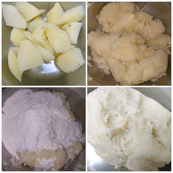 Steps to make homemade Potato Gnocchi