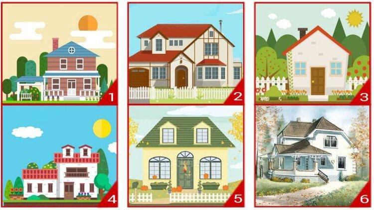 ¿Qué sabés realmente sobre tu personalidad el popular test de las casas