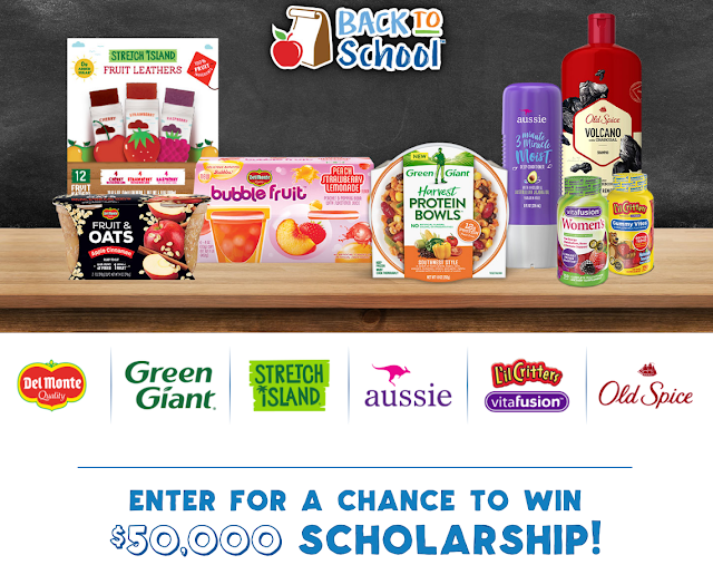 Walmart is giving you a chance to enter to win a back to school scholarship worth up to $50,000! Plus, 100 lucky winners will get a $100 gift card!