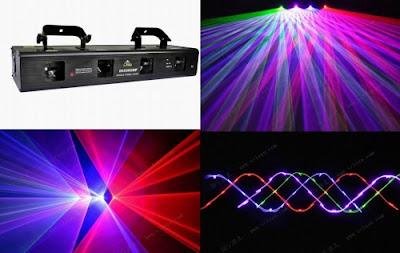 Đèn chiếu hiệu ứng hiện đại
