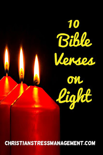 10 Bible Verses on Light