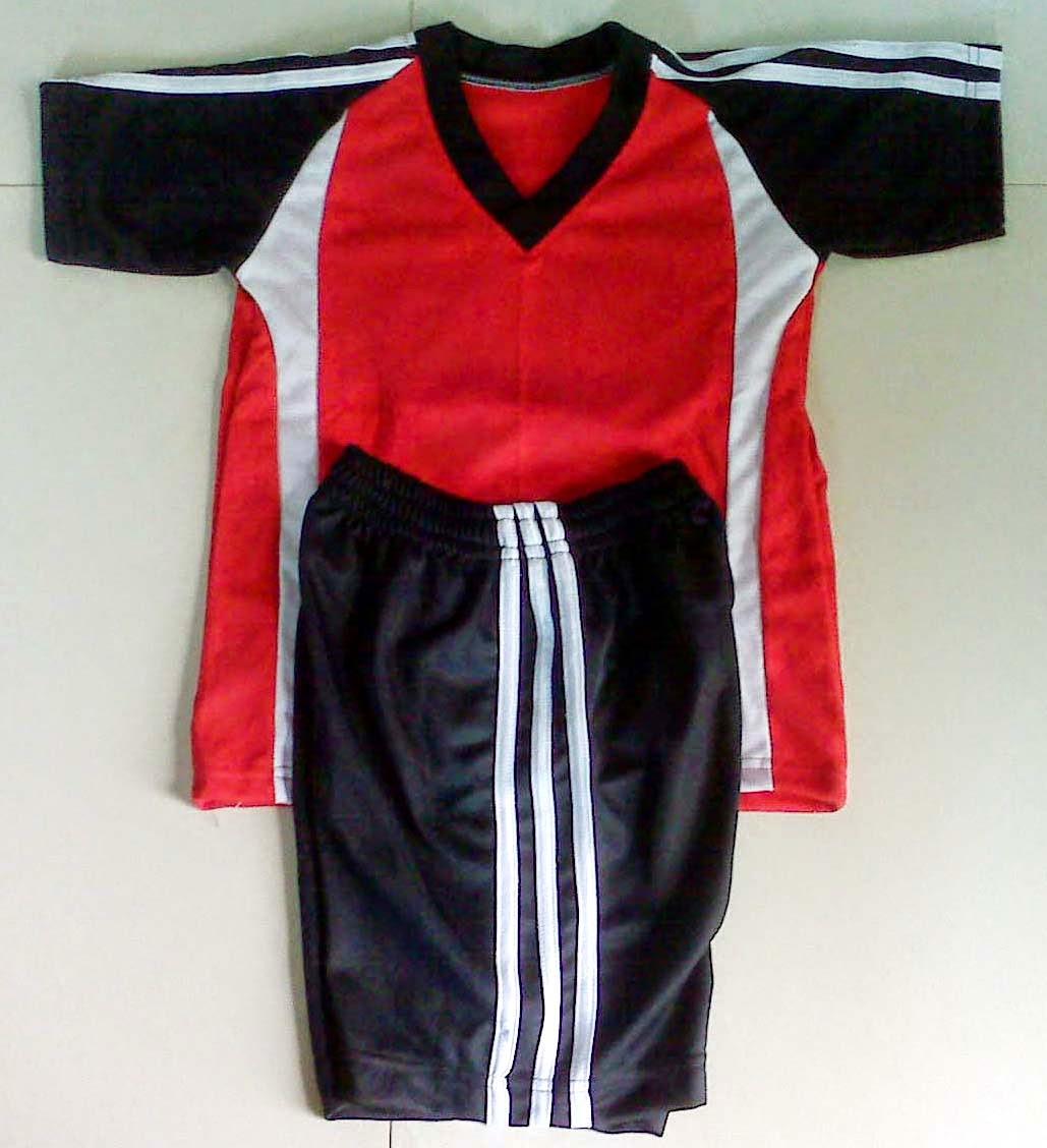 Desain Model Kaos Olahraga Sekolah Terbaru