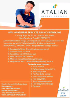 Lowongan Kerja Atalian Global Services