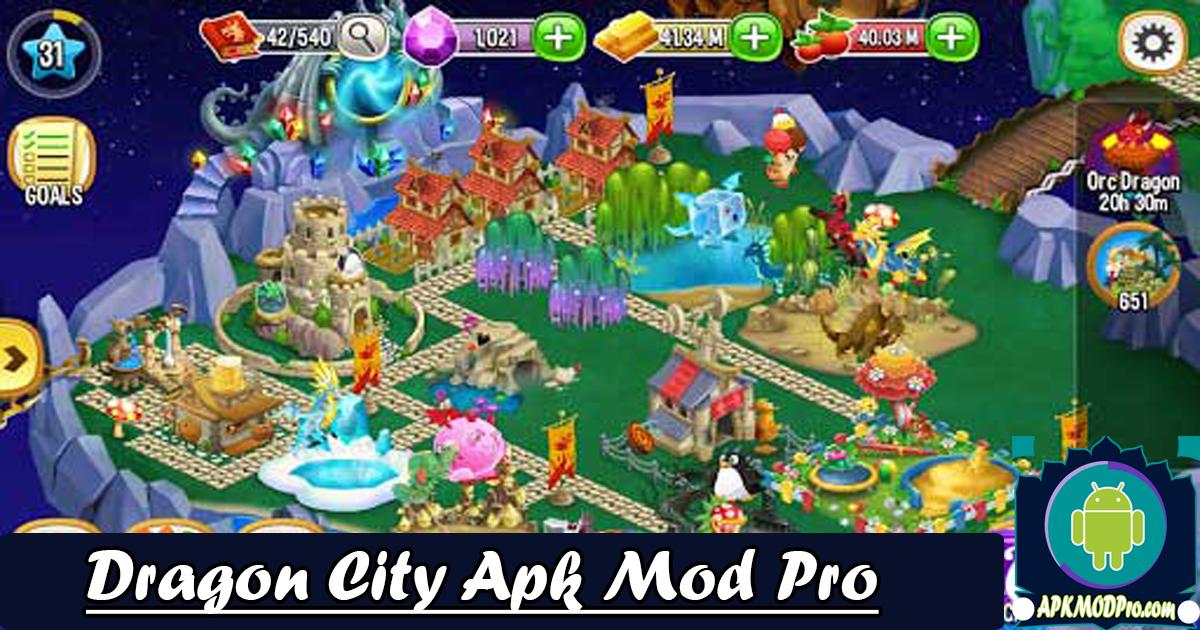 Download Dragon City MOD APK v9.9.2 ( Unlimited Money ) Terbaru 2020