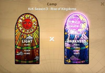 lost kingdom rise of kingdoms lvd