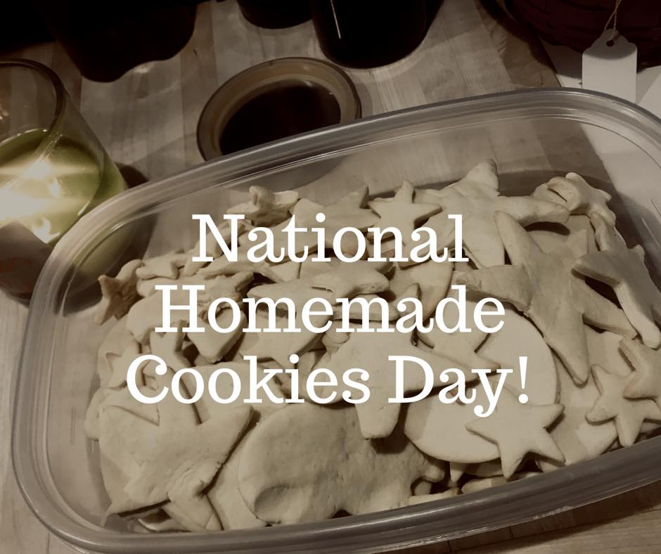 National Homemade Cookies Day Wishes For Facebook