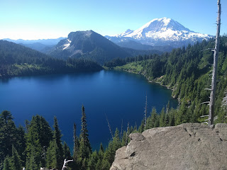 Hiking Trip Report: Summit Lake