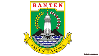 lambang logo provinsi banten png transparan - kanalmu