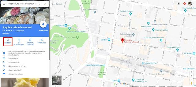 google-maps-listas