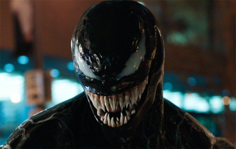 Venom smiles
