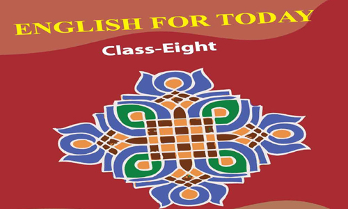 JSC ENGLISH FOR TODAY  Class-Eight