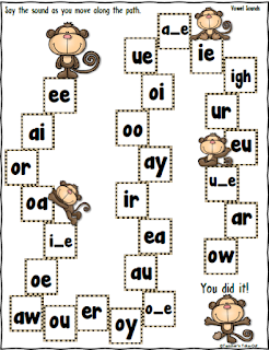 Free Vowel Sound Assessment