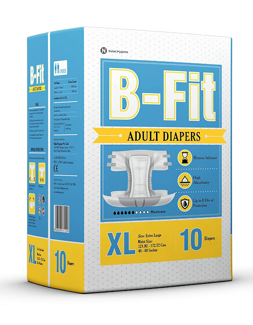 Bfit Highly Absorb Adult Diaper -