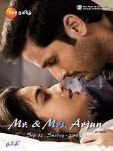Mr & Mrs. Arjun (2021) HDRip Tamil (Original) Full Movie Watch Online Free