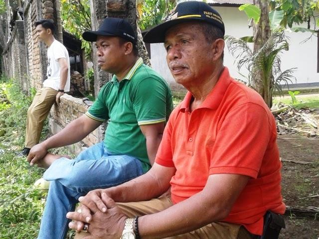 Berada di Lokasi Ibukota Kabupaten, Nagari Paritmalintang Masih Tertinggal
