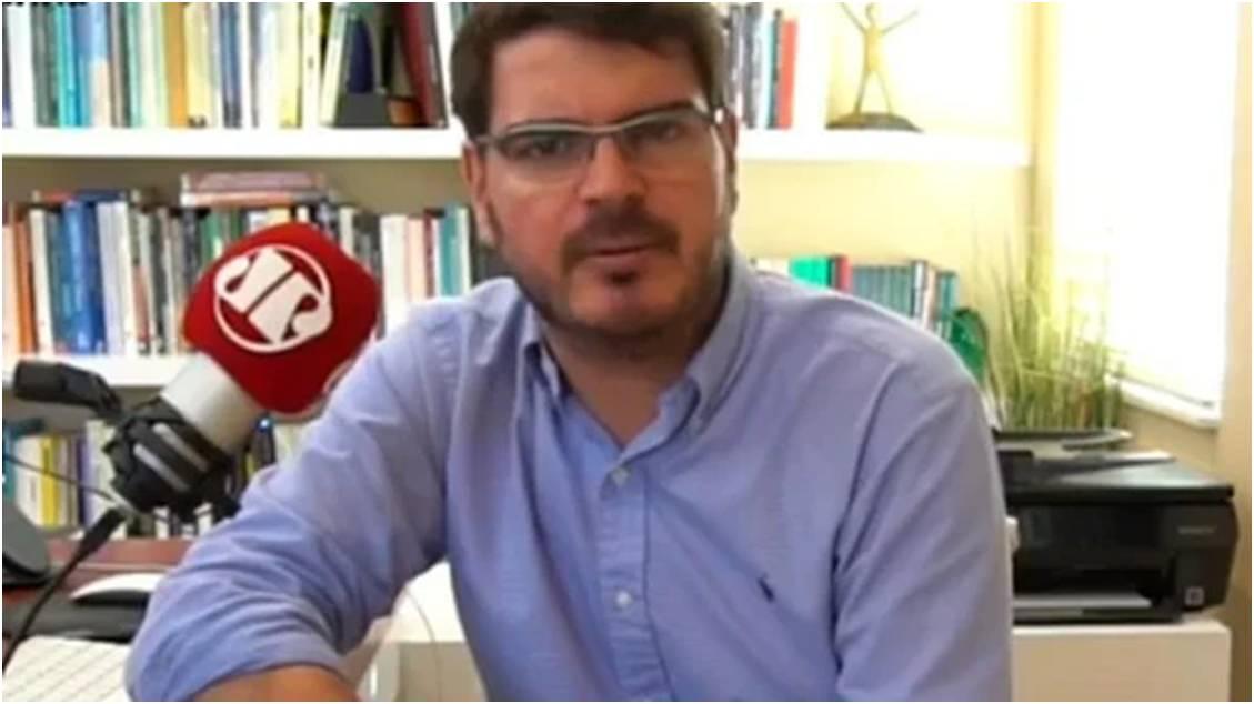 """O Antagonisa virou um """"panfleto golpista"""" contra Bolsonaro, diz Rodrigo Constantino"""