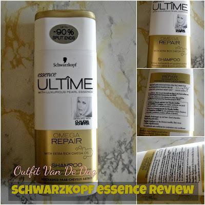 Beauty Hairproduct Schwarzkopf Essence Ultîme Shampoo Review