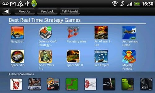 Real Games For Android