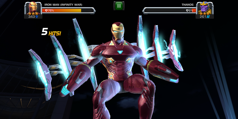 New Marvel Game Contest of Champions Download