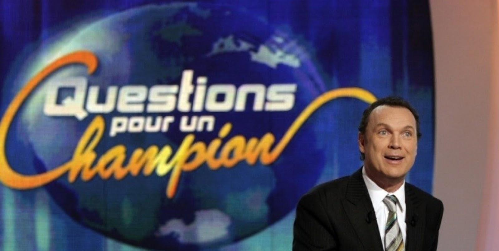 Claude el khal exclusif julien lepers a t renvoy for Decor question pour un champion