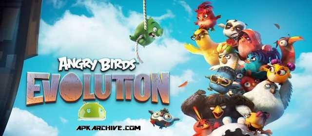 Angry Birds Evolution v2.4.1 Modlu Hileli apk indir