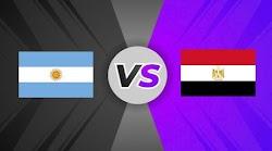 مشاهدة مباراة مصر و الارجنتين بث مباشر اليوم بتاريخ 25-07-2021 الالعاب الاولمبية 2020