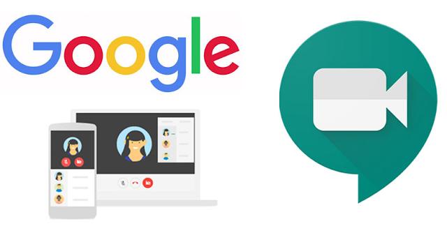 خدمة Google Meet لمحادثات الفيديو من جوجل