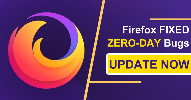 Firefox Fixes 2 Zero-Day Bugs That Allow Hackers To Execute Arbitrary Code Remotely