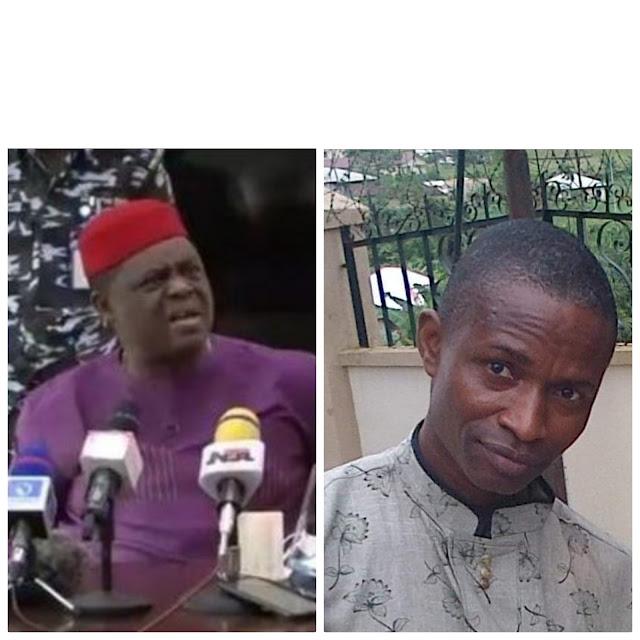 Femi Fani-Kayode and Eyo Charles