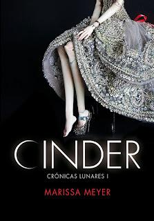 Portada Cinder