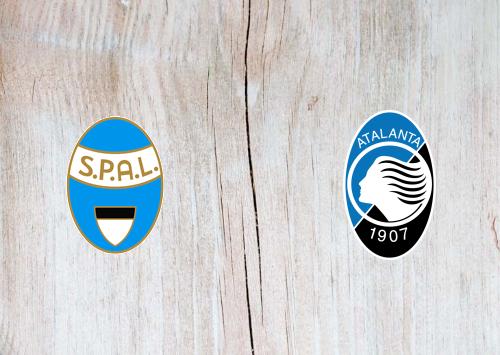 SPAL vs Atalanta -Highlights 25 August 2019