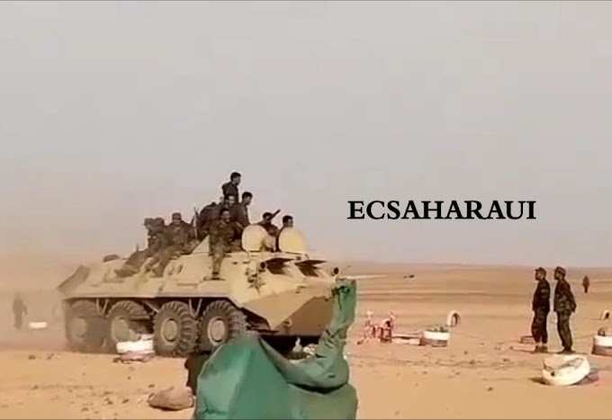 El líder militar saharaui murió tras un ataque de un caza F16 guiado por un dron Heron israelí.