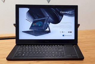 Acer ConceptD 9 Pro Featured Intel Core i9 and NVIDIA Quadro RTX