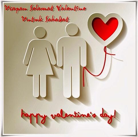 11 Kartu Ucapan Selamat Hari Valentine 2018 Untuk Sahabat