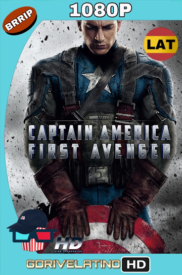 Capitán América: El Primer Vengador (2011) BRRip 1080p Latino-Ingles MKV
