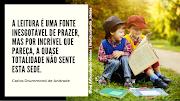 05 livros para quem deseja começar a ler (Crianças, jovens e adultos)