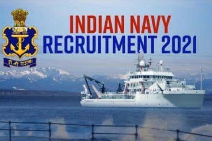 Indian Navy Recruitment 2021 – Apply for 33 Sailor MR Vacancies @ Across India