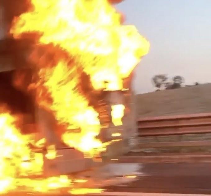 Roma - Bus a fuoco, è il numero 22 da inizio anno