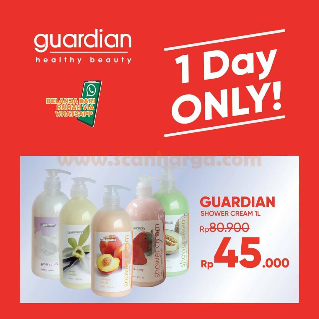 Promo GUARDIAN Weekday Happy Special Price! 7 Desember 2020