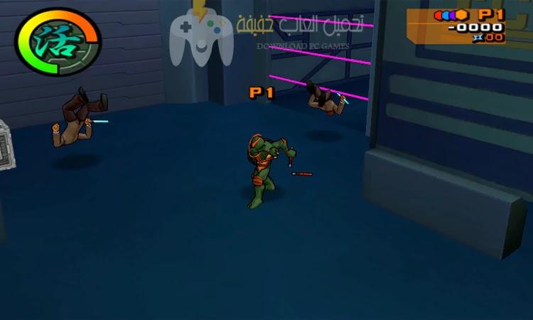 تحميل لعبة سلاحف النينجا 2 للكمبيوتر بحجم صغير