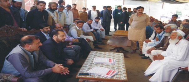 Provincial Minister for Health Imran Nazir Visited Kot Umarana Tehsil Bhalwal District Sargodha - وزیر اعلیٰ کی ہدایت پر صوبائی وزیر صحت کوٹ عمرانہ (تحصیل بھلوال) پہنچ گئے' میڈیکل کیمپ کا معائنہ اور ضروری اقدامات کی ہدایات جاری